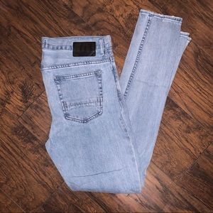 [PacSun] Stacked Skinny Comfort Stretch Jeans - 32